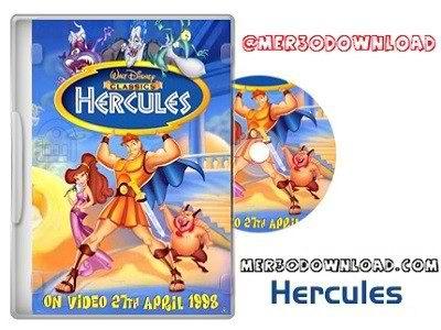 دانلود بازی هرکول برای کامپیوتر – بازی Disneys Hercules