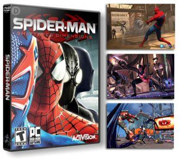 مرد عنکبوتی: ابعاد در هم شکسته SpiderMan Shattered Dimensions
