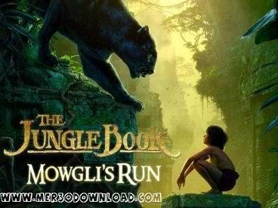 دانلود بازی کتاب جنگل برای کامپیوتر – بازی The Jungle Book