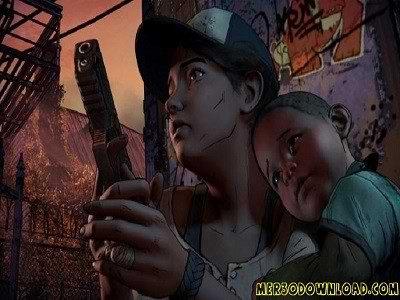 دانلود تریلر جدید The Walking Dead : A New Frontier