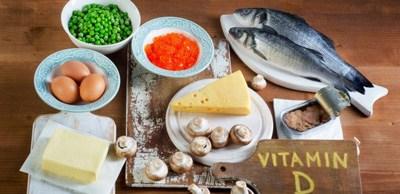 چه غذاهایی داری ویتامین D هستند