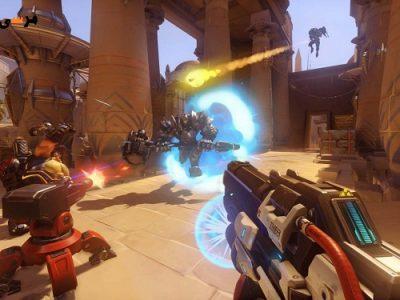 دانلود بازی انلاین Overwatch برای کامپیوتر + بروزرسانی دی ماه ۲۰۱۷