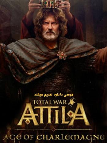 دانلود بازی Total War ATTILA - بازی استراتژیک توتال وار اتیلا