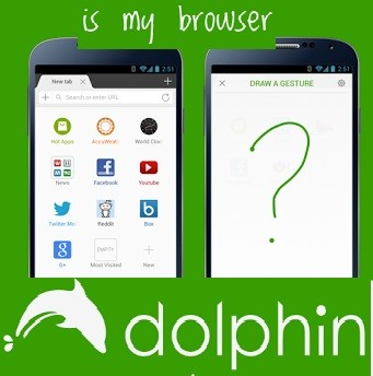 دلفین برای اندروید