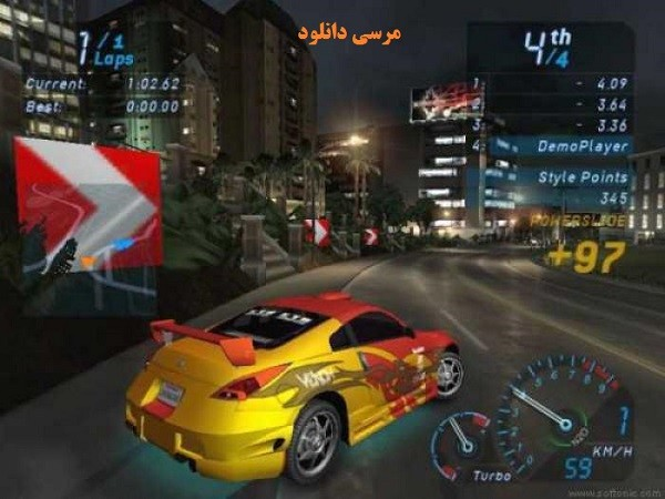 دانلود 1 Need For Speed: Underground