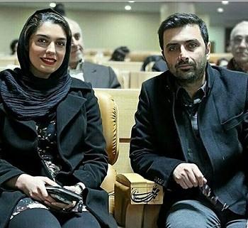 عکسهای جدید بازیگران و همسرانشان