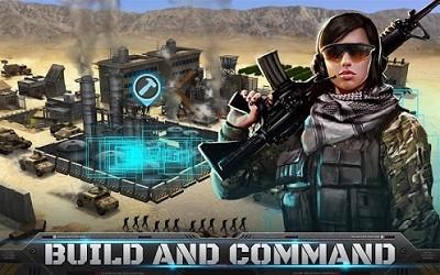 Mobile Strike-بازی استراتژیک آنلاین