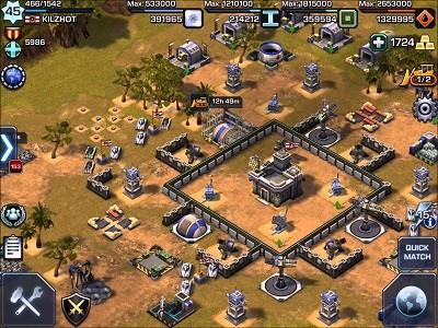 بازی موبایل استریک (Mobile Strike)