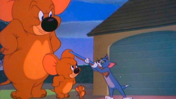 دانلود انیمیشن های تام و جری Tom And Jerry