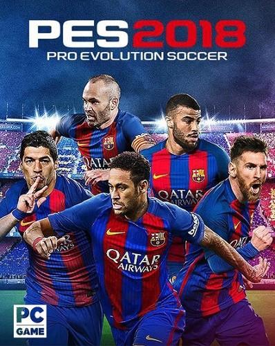 بازی فوتبال pes 2018 - پی اس ۲۰18