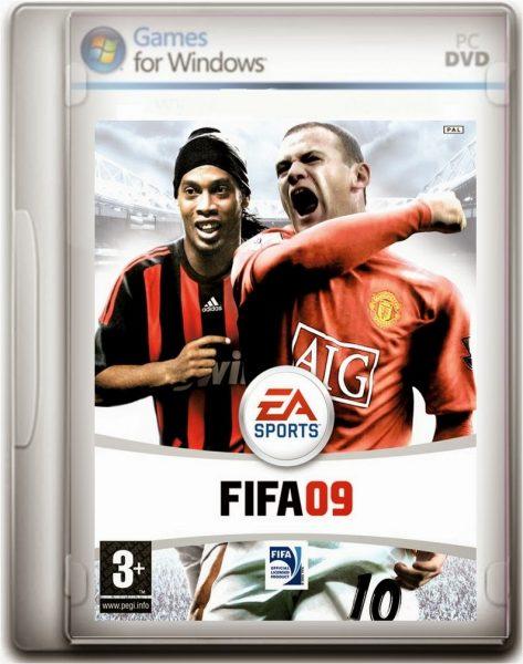 دانلود بازی FIFA 2009 برای کامپیوتر