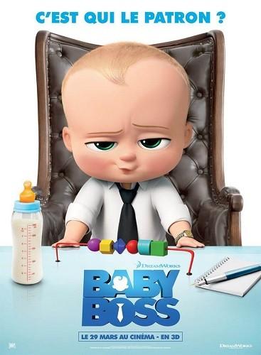 دانلود انیمشن بچه رئیس The Boss Baby 2017