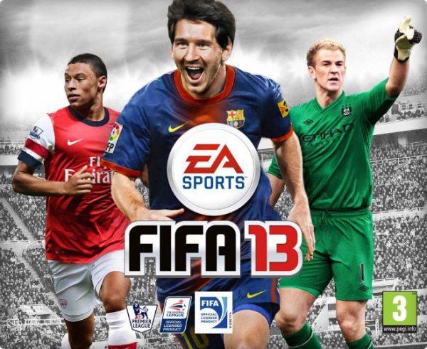 دانلود بازی FIFA 2013 برای کامپیوتر