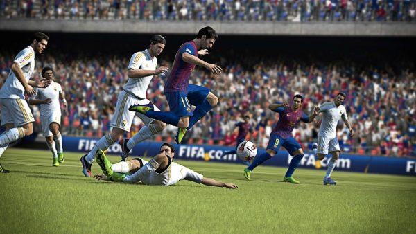 دانلود بازی FIFA 2013 برای کامپیوتر با حجم کم و لینک مستقیم