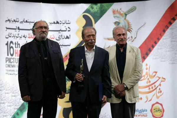 علی نصیریان برای فیلم «شهرزاد»