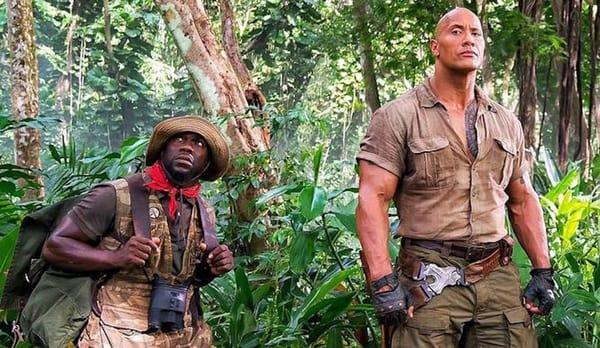 دانلود فیلم جومانجی 2 2017 Jumanji: Welcome to the Jungle