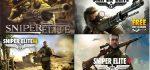 دانلود مجموعه بازیهای اسنایپر ایلیت ۴,Sniper Elite 1,2,3 + نسخه کامل و معتبر