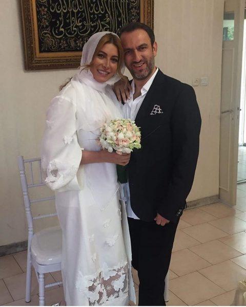 عکس های جدید فریبا نادری + تصاویر ازدواج مجدد فریبا نادری