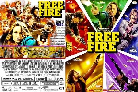 دانلود فیلم آتش آزاد Free Fire 2017دوبله فارسی