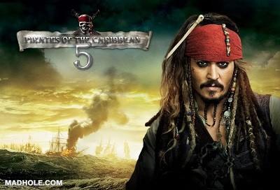 دانلود فیلم دزدان دریایی کارائیب 5