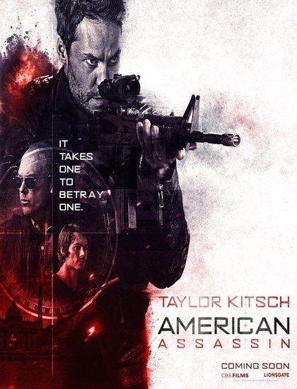 دانلود فیلم قاتل آمریکایی American Assassin 2017