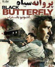 دانلود فیلم پروانه سیاه Black Butterfly 2017 دوبله فارسی