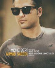 دانلود آهنگ جدید احمد سعیدی به نام میشه بری + شهریور ۹۶