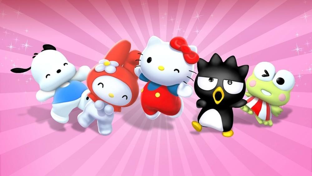 دانلود انیمیشن هلو کیتی و دوستان hello kitty 2017 دوبله فارسی