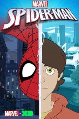 دانلود انیمشن مرد عنکبوتی Spider man