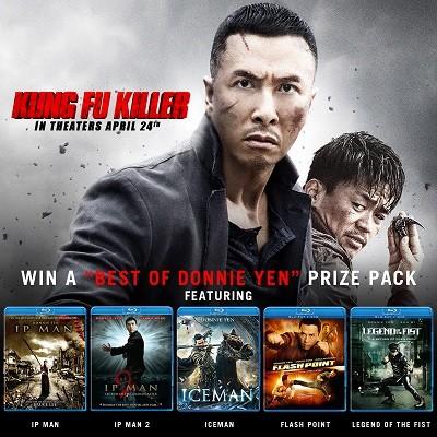 دانلود فیلم کونگ فو مرگبار Kung Fu Killer 2014 دوبله فارسی