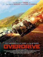 دانلود فیلم اوردرایو Overdrive 2017 دوبله فارسی