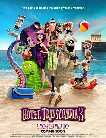 دانلود انیمیشن هتل ترانسیلوانیا 3 2018 Hotel Transylvania دوبله فارسی