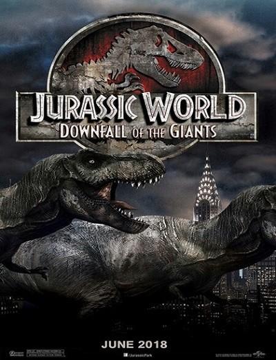 دانلود فیلم دنیای ژوراسیک 2