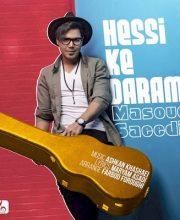 دانلود آهنگ جدید مسعود سعیدی به نام حسی که دارم + دی ۹۶