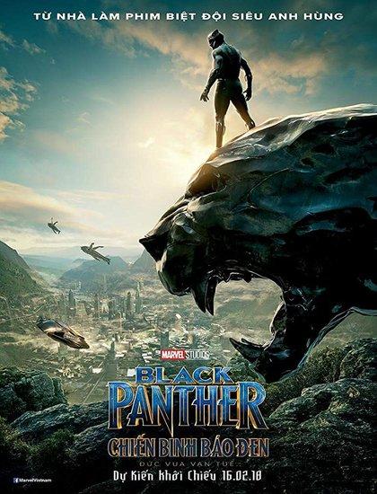 دانلود فیلم پلنگ سیاه 2018 Black Panther