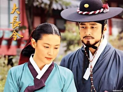 دانلود سریال جواهری در قصر The Great Jang-Geum دوبله فارسی