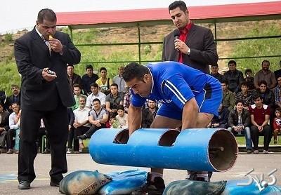 دانلود مسابقه مردان آهنین