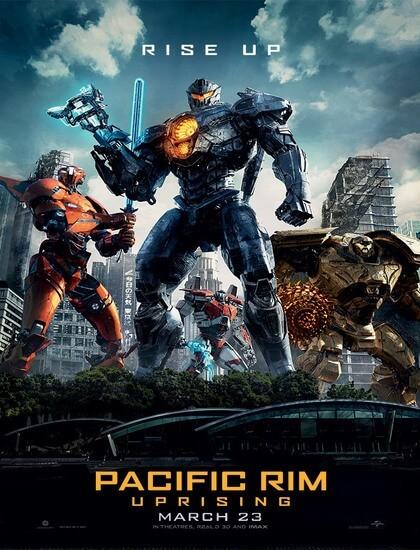 دانلود فیلم حاشیه اقیانوس آرام 2 Pacific Rim: Uprising 2018