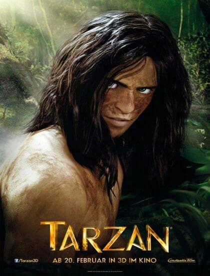 دانلود انیمیشن تارزان Tarzan 2013 دوبله فارسی