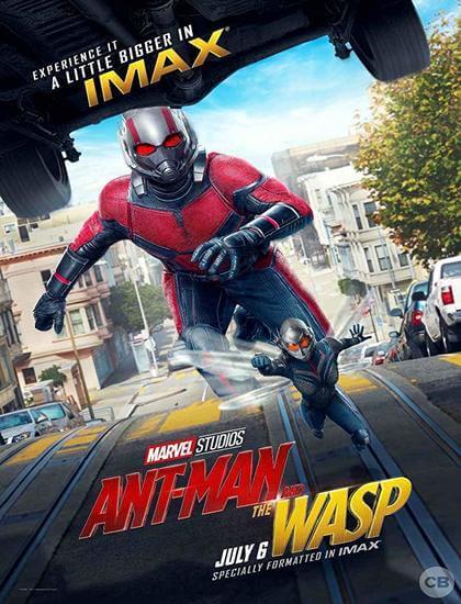 دانلود فیلم مرد مورچه ای 2 Ant Man and the Wasp 2018