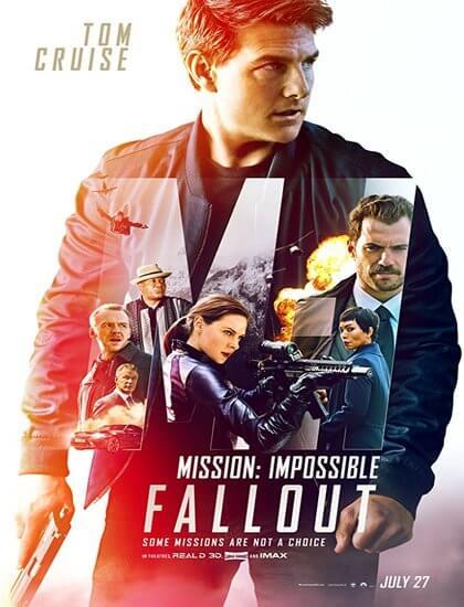 دانلود فیلم ماموریت غیرممکن 6 Mission Impossible Fallout 2018