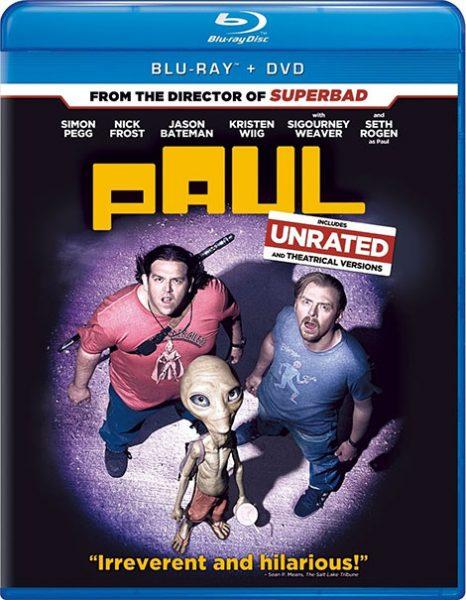 دانلود فیلم پاول Paul 2011 دوبله فارسی