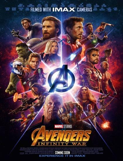 دانلود فیلم انتقامجویان 3 2018 Avengers: Infinity War دوبله فارسی