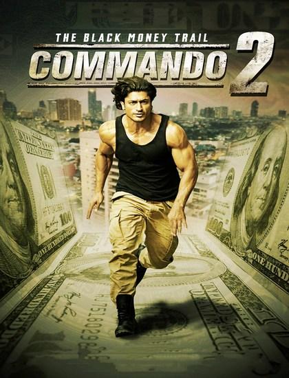 دانلود فیلم 2 Commando 2 2017 دوبله فارسی