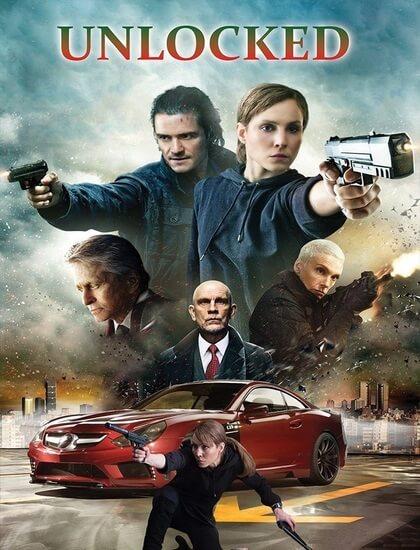 دانلود فیلم رمز گشایی Unlocked 2017 دوبله فارسی