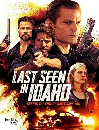 دانلود فیلم آخرین دیدار در آیداهو 2018 Last Seen in Idaho دوبله فارسی