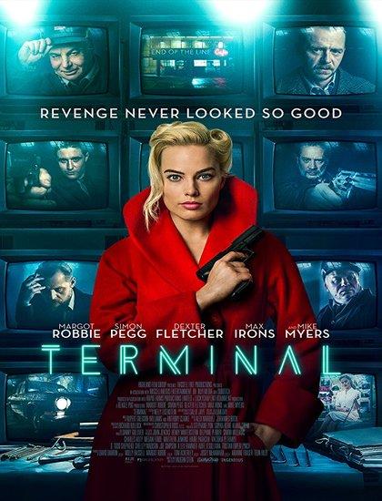 دانلود فیلم ترمینال Terminal 2018 دوبله فارسی
