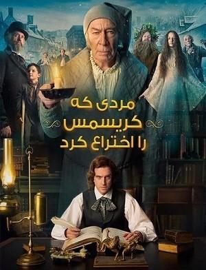 دانلود فیلم مردی که کریسمس را اختراع کرد 2017 دوبله فارسی