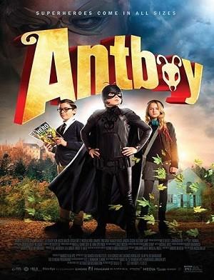 دانلود فیلم پسر مورچه ای 2013 Antboy دوبله فارسی