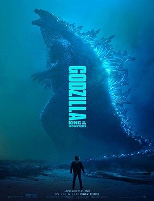 2019 Godzilla: King of the Monsters